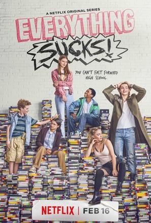 """Everything Sucks!"" - Movie Poster (thumbnail)"