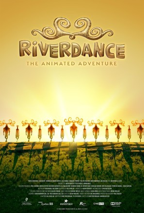 Riverdance: The Animated Adventure - British Movie Poster (thumbnail)