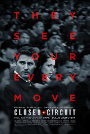 Closed Circuit - Movie Poster (thumbnail)