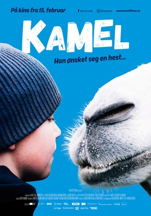 The Arctic Camels - Norwegian Movie Poster (thumbnail)