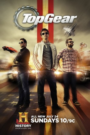 """Top Gear USA"" - Movie Poster (thumbnail)"