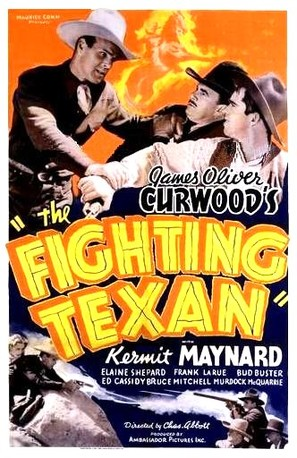 The Fighting Texan - Movie Poster (thumbnail)