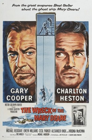 The Wreck of the Mary Deare - Movie Poster (thumbnail)