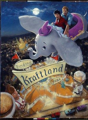 Finding Kraftland - poster (thumbnail)