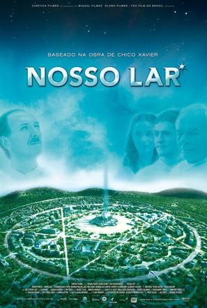 Nosso Lar - Brazilian Movie Poster (thumbnail)