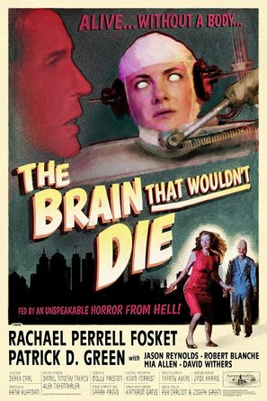 The Brain That Wouldn't Die - Movie Poster (thumbnail)