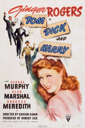 Tom Dick and Harry - Movie Poster (thumbnail)