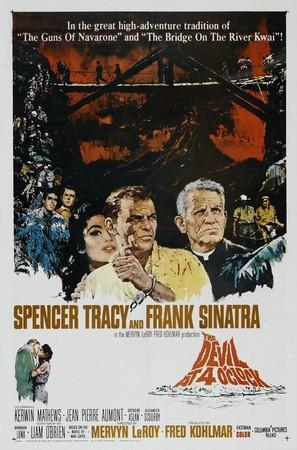 The Devil at 4 O'Clock - Movie Poster (thumbnail)