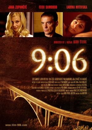9:06 - Slovenian Movie Poster (thumbnail)