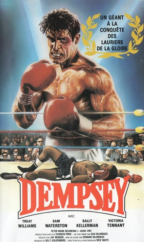 Dempsey - French VHS cover (thumbnail)
