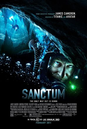 Sanctum - Movie Poster (thumbnail)