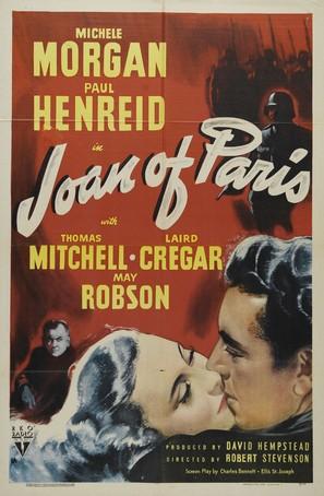 Joan of Paris - Movie Poster (thumbnail)