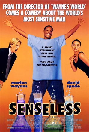 Senseless - Movie Poster (thumbnail)