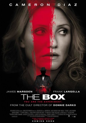 The Box - Movie Poster (thumbnail)
