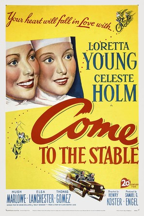 Come to the Stable - Movie Poster (thumbnail)