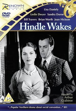 Hindle Wakes - British DVD movie cover (thumbnail)