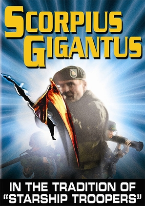 Scorpius Gigantus - poster (thumbnail)