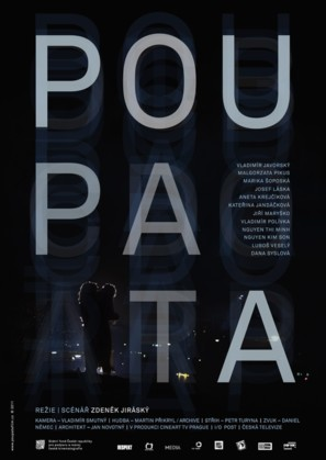 Poupata - Czech Movie Poster (thumbnail)