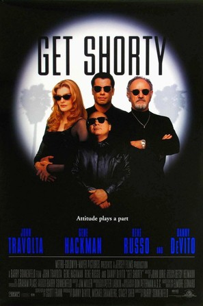 Get Shorty - Movie Poster (thumbnail)