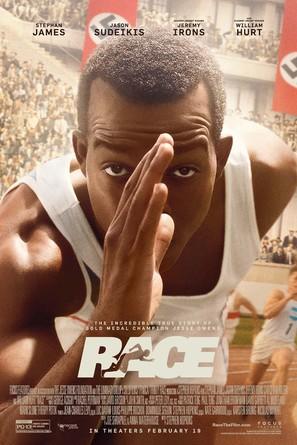 Race - Movie Poster (thumbnail)