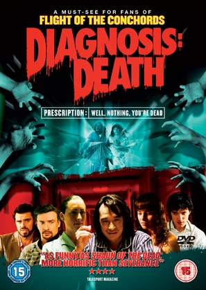 Diagnosis: Death - British Movie Cover (thumbnail)