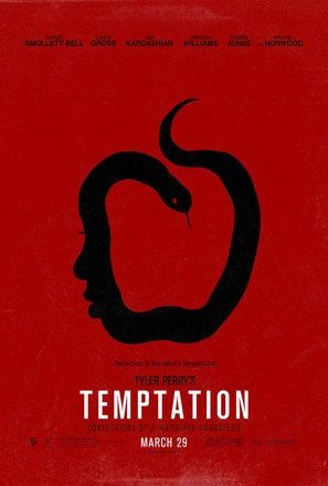 Temptation: Confessions of a Marriage Counselor - Movie Poster (thumbnail)