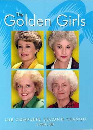 """The Golden Girls"" - DVD cover (thumbnail)"
