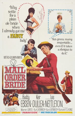 Mail Order Bride - Movie Poster (thumbnail)