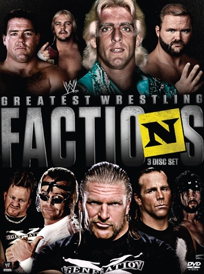WWE Presents... Wrestling's Greatest Factions