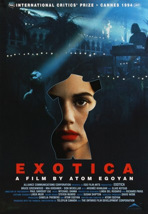 Exotica - Canadian Movie Poster (thumbnail)