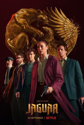 """""""Jaguar"""" - Spanish Movie Poster (thumbnail)"""