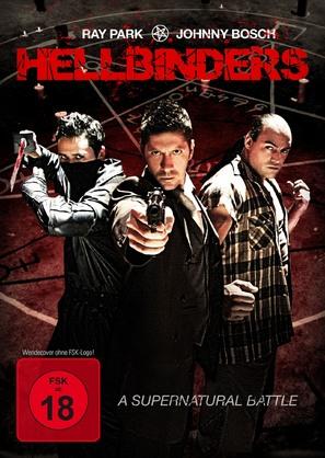 Hellbinders - German Movie Cover (thumbnail)