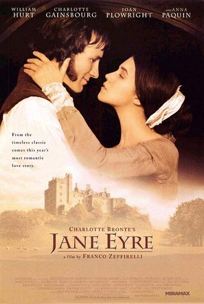 Jane Eyre - Movie Poster (thumbnail)