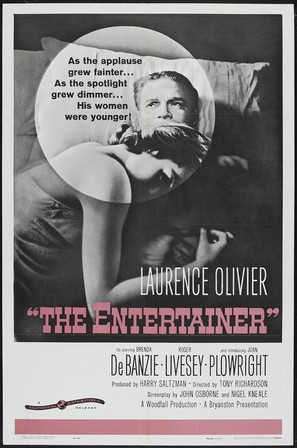 The Entertainer - Movie Poster (thumbnail)