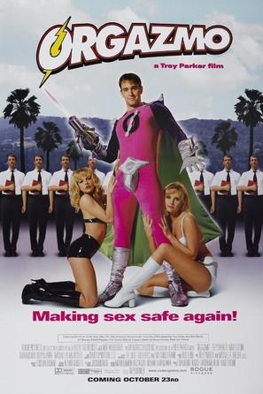 Orgazmo - Movie Poster (thumbnail)