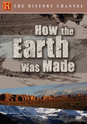 How the Earth Was Made - DVD cover (thumbnail)