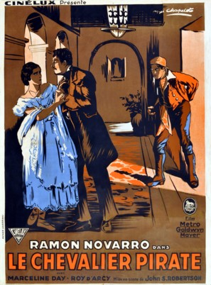 The Road to Romance - French Movie Poster (thumbnail)