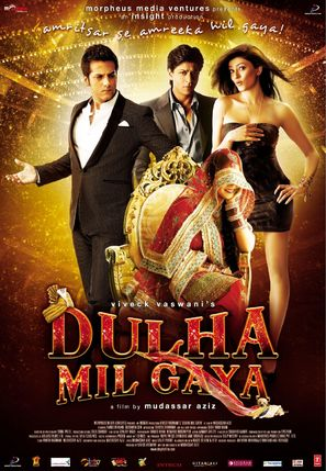 Dulha Mil Gaya - Indian Movie Poster (thumbnail)