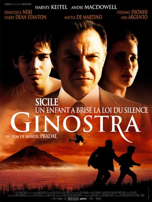 Ginostra - French Movie Poster (thumbnail)