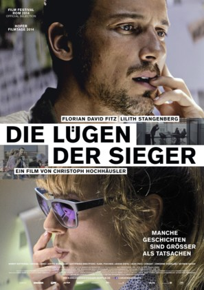 Die Lügen der Sieger - German Movie Poster (thumbnail)