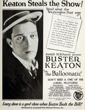 The Balloonatic - poster (thumbnail)