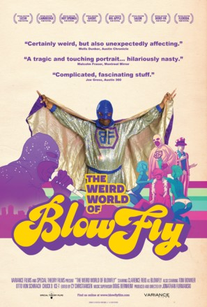 The Weird World of Blowfly - Movie Poster (thumbnail)