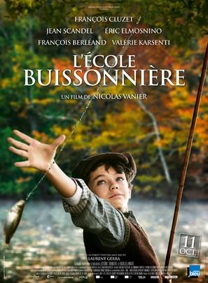 L'école buissonnière - French Movie Poster (thumbnail)