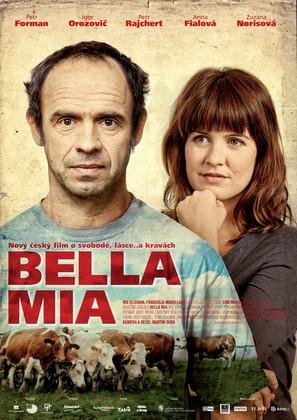 Bella mia - Czech Movie Poster (thumbnail)