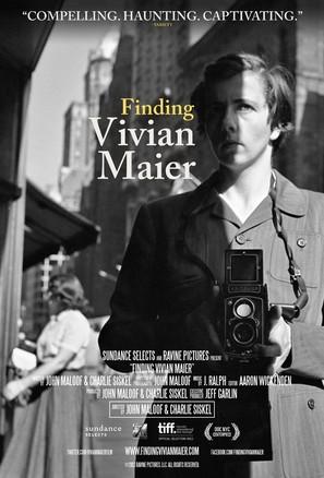 Finding Vivian Maier - Movie Poster (thumbnail)