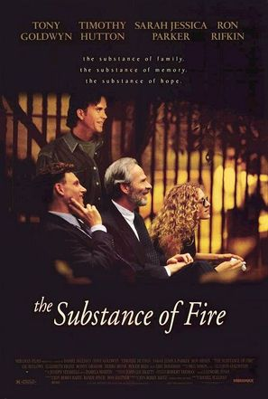 The Substance of Fire - Movie Poster (thumbnail)