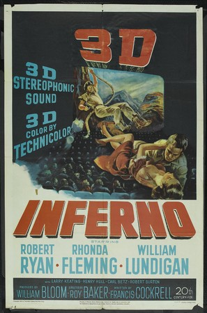Inferno - Movie Poster (thumbnail)