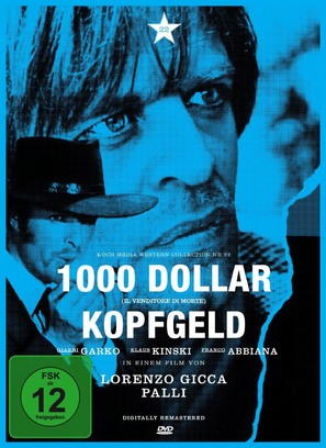Il venditore di morte - German Movie Cover (thumbnail)
