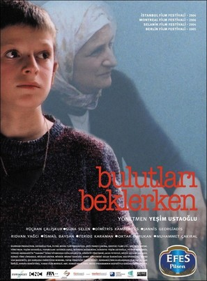 Bulutlari beklerken - Turkish Movie Poster (thumbnail)