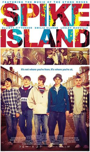 Spike Island - British Movie Poster (thumbnail)